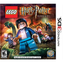 Lego Harry Potter: Years 5-7 (semi-novo) - 3ds