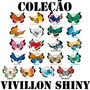 Pacote Pokemon X Y - Com 20 Vivillons + 20 Itens A Escolha