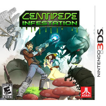 Centipede: Infestation - 3ds