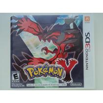 Pokemon Y Version - Nintendo 3ds - Impecável !!!