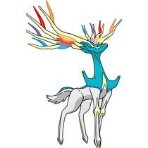 Pokémon Oras E X Y - Xerneas Shiny De Evento Japonês