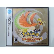 Pokémon Heart Gold - Original - Americano - Ds - 3ds