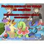 Pacote Contendo 18 Inicias Shiny Competitivos - Pokémon X Y