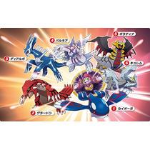 Pokémon Lendários - Evento Japonês