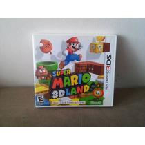 Jogo De Nintendo 3ds Super Mario 3d Land