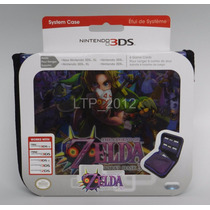 Bolsa Case Nintendo 3ds - The Legend Of Zelda Majora