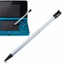 Nintendo Ds 3ds Caneta Stylus Metálica Alumínio Várias Cores
