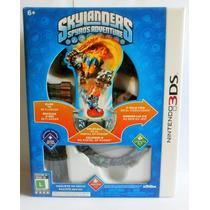 Skylanders 3ds - Pacote Inicial - Spyros Adventure - Lacrado