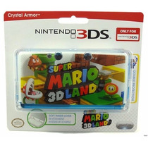 Case 3ds: Super Mario 3d Land - Pronta Entrega!