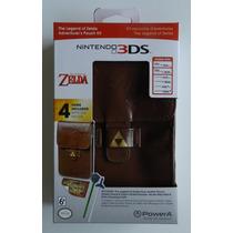 Bolsa Capa Case - The Legend Of Zelda - Nintendo Ds 3ds Xl