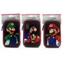 Case Bolsa Estojo Super Mario Bros Luigi Nintendo 3ds E New