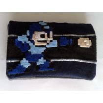 Capa Para Nintendo 3ds Xl - Megaman (rockman)