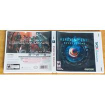 Resident Evil Revelations 3ds/3ds Xl - Americano