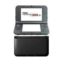 New 3ds Nintendo 3ds Xl Original + Fonte + Pelicula