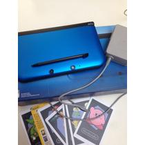Nintendo 3ds Xl - Azul