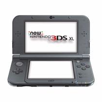 New Nintendo 3ds Xl Preto Original Lacrado Americano