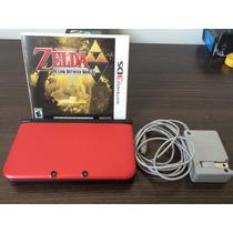Nintendo 3ds Xl + Game Zelda + Menu Português