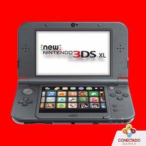 New Nintendo 3ds Xl Preto Original Pronta Entrega