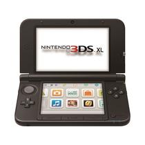 Nintendo 3ds Xl Preto Original Novo Frete Grátis