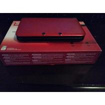 Nintendo 3ds Xl + Caneta Stylus + Manual