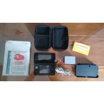 Nintendo 3ds Preto + Case Inclusos !!