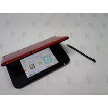 Console Portátil Nintendo 3ds Xl + 8 Jogos + Case