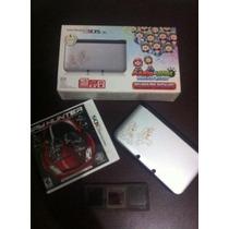 3ds Xl Edição Mario E Luigi Dream Team + 1 Jogo