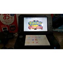 Nintendo 3ds Xl Desbloqueado + Mario Kart + Mario 3d Land +