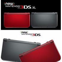 New Nintendo 3ds Xl + Carregador. Consulte Cores Disponíveis