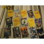 Vários Manuais Originais De Jogos De Nintendo 64