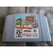 Jogo Original Nintendo 64 South Park