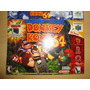 Label Nintendo 64 - Donkey Kong 64 - Original