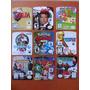 Labels Cartuchos Nintendo 64 - Etiquetas Fitas N64 Várias!