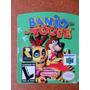 Label Nacional Banjo Tooie Gradiente - Etiquetas Fitas N64 !
