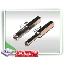 2 Chaves Abrir Game Super Nintendo N64 3.8 Fita Cartucho 4.5