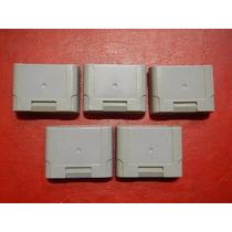 Memory Card N64 Cartucho De Memória Nintendo 64 Original!!!