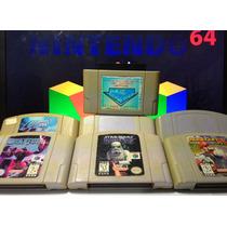 Jogos Para Nintendo 64