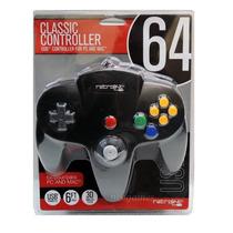 Joystick Controle Nintendo 64 N64 P/ Pc Usb Gamepad