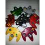 Controle Nintendo 64 N64 Com Analogico 100%