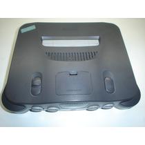 Nintendo 64 Funcionando (cabeça, Só Console)