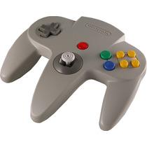 Kit 2 Controles Nintendo 64 Novos Lacrados Na Caixa