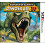 Combat Of Giants Dinosaurs 3d Nintendo 3ds Lacrado!!!
