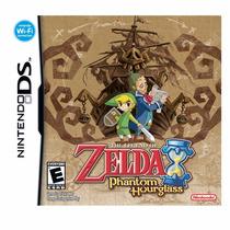 The Legend Of Zelda Phantom Hourglass - Nintendo Ds