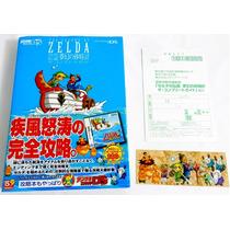 The Legend Of Zelda: Phantom Hourglass - Guide Book Oficial