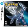 Pokémon Diamond Version (semi-novo) - Nds