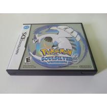 Pokemon Soul Silver C/ Pokewalker E Lugia Figure
