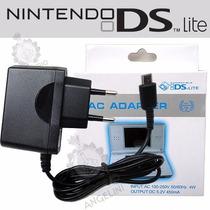 Fonte Carregador Bivolt 110-220v P/ Nintendo Ds Lite Ds Xl