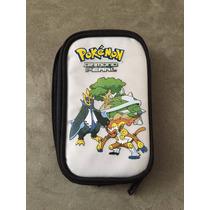 Case Capa Pokemon Diamond Pearl Nintendo Ds, Dsi Ds Lite Dsl