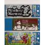 Mickey Mouse Ou Stitch & Leroy - Adesivos - Original Disney