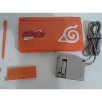 Nintendo Ds Lite Naruto